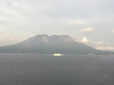 COSTA VENEZIAで 航く 鹿児島 台湾 クルーズ 02