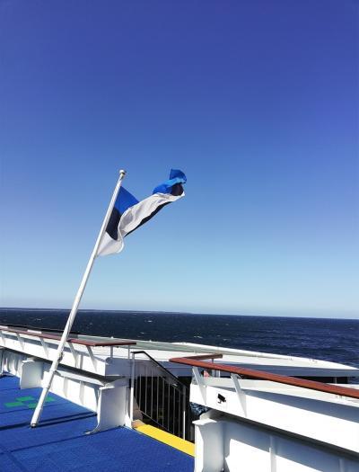 北欧周遊その9、ヘルシンキからシリアラインでタリンへ