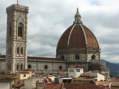 2019 GW 個人手配、夫婦で行く ローマとフィレンツェ フィレンツェその1