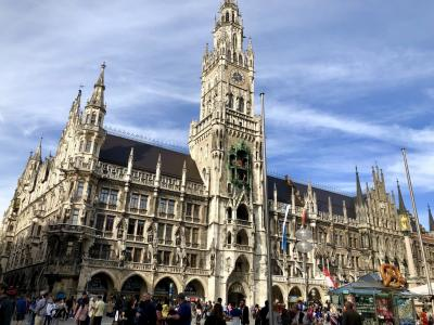 ドイツ紀行 《ミュンヘン編》活気溢れるバイエルン州の州都ミュンヘン & ホフブロイハウスで朝ごはん