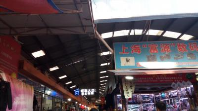 地歩に無い中国旅行017:中国の秋葉原と呼ばれる街(3度目):上海・宝山路