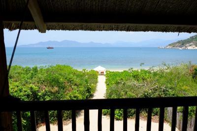 ベトナムリゾートSix Senses Ninh Van Bayに泊まる-2日目