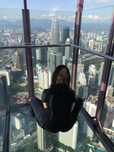 平成最後&令和初のGW、マレーシアとタイへ その③クアラルンプール市内観光、まずはチャイナタウン、そしてKLタワーへ!!