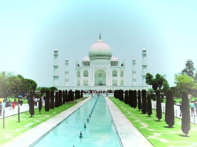 インドを彩る10の世界遺産と華麗なるマハラジャ宮殿晩餐会へ