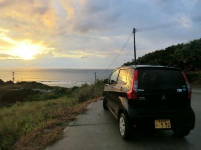 奄美群島貨客船クルーズ・その4. 徳之島シクタン丸で島をドライブしよう (後編)。
