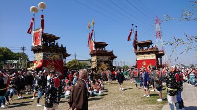 熱いぞ亀崎潮干祭り2019