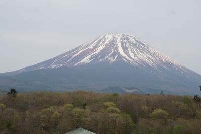 富士山を展望(1日目)