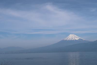 富士山を撮りに駿河湾(静岡県沼津市)へ・・・