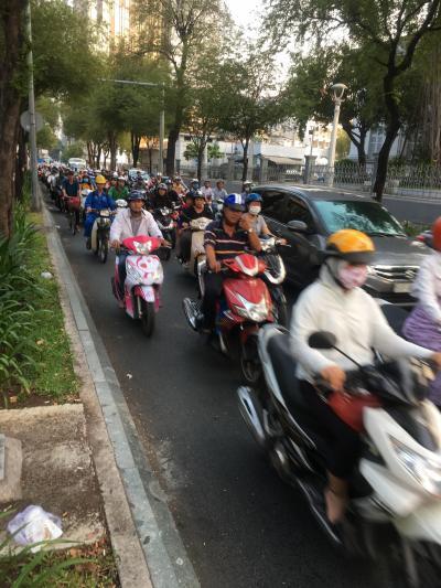 初めてのベトナム旅行(ハノイからホーチミンへ)