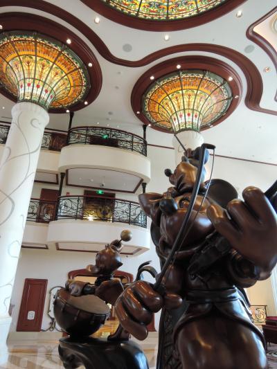 2019年GWの上海④上海ディズニーランドホテル