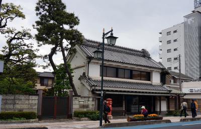 日光街道を歩く 4 (越ケ谷~春日部)