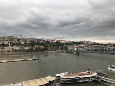 『ドナウの真珠』ブダペストへ①・・・まずは出発から到着まで