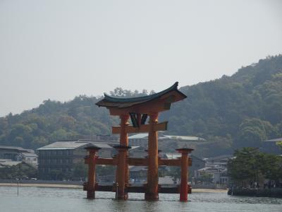地元なのに 宮島 をあまり知らないので見てきました。