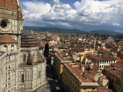 2019 GW 個人手配、夫婦で行く ローマとフィレンツェ フィレンツェその2