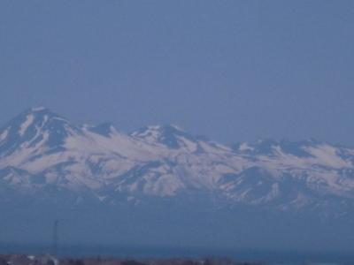 10連休後半 北海道の東半分、1276kmの旅 その4(根室、尾岱沼、標津、紋別)