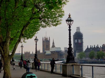 2019GW欧州リベンジの旅(3/3) ダイジェストで街歩きのロンドン編