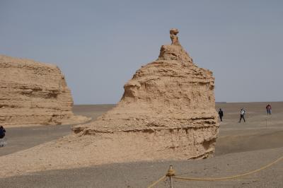 中国西安・敦煌旅行3日目:砂漠のなかの遺跡を巡る