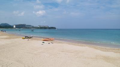 お仕事旅ではありますが。。。沖縄はいい季節でした(^^)