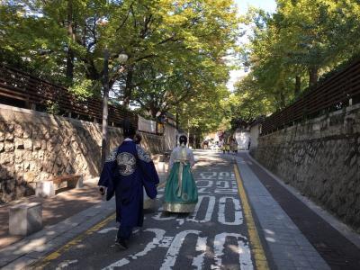 GW母娘旅行♡韓国2泊3日