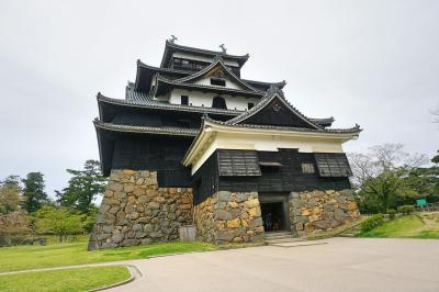 国宝松江城と旅情あふれる城下町
