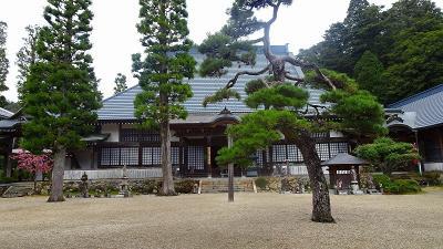 永沢寺の芝桜を見に行きました(05) 永沢寺の参拝 下巻。