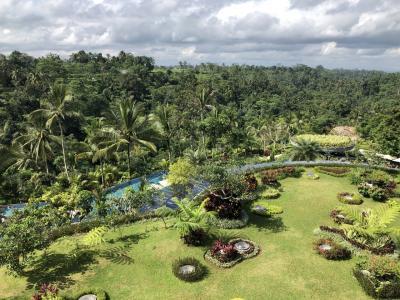 2019GW*Bali旅行①*パドマリゾート ウブドでホテルを満喫♪