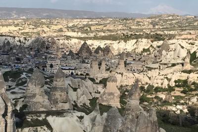 トルコ周遊 世界遺産の旅 カッパドキア編