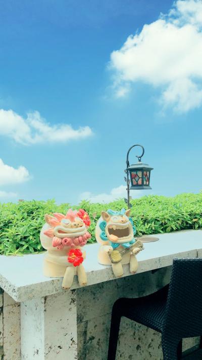 GWの後半を小浜島 「はいむるぶし」で過ごす☆