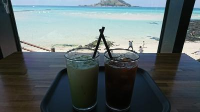 チェジュ島のビーチとチムジルバン その1はヒョプチェのカフェ&塔洞海水サウナ