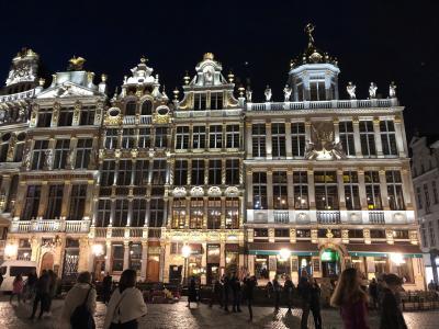 2019春のゴールデンウィーク、ベルギー、オランダ7日間の旅