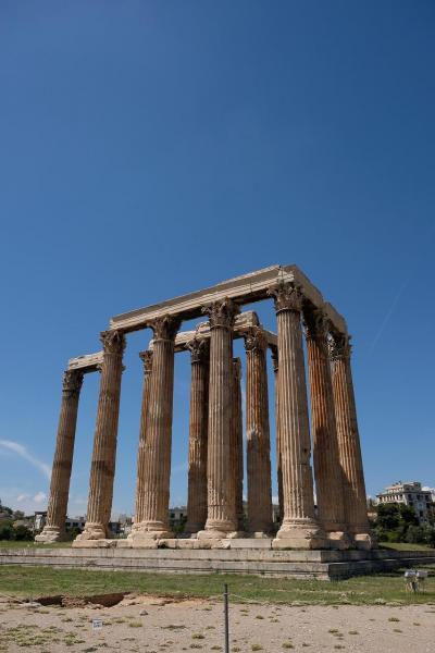 ギリシャ観光2019 アテネ近郊とエーゲ海クルーズ その1 日本出発とアテネ観光初日