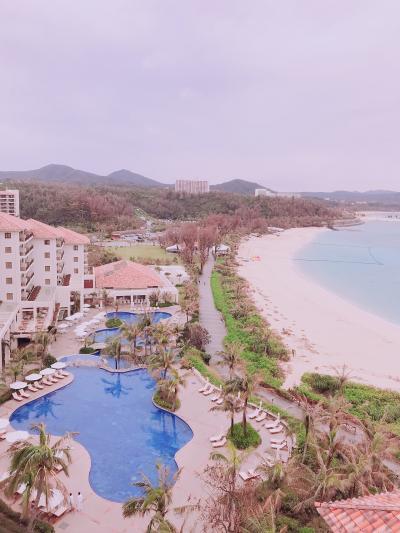 ブセナテラスに泊まる沖縄2泊3日