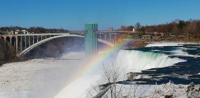 世界一周~ビジネスクラスで11ケ国(26)~(北米編その2)ナイアガラの滝