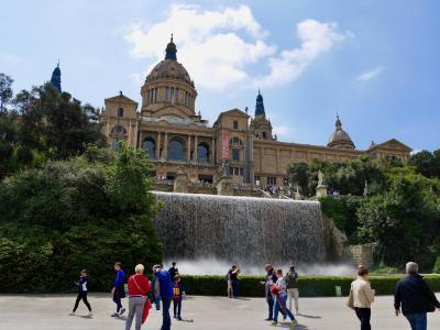 バルサが観たかっただけなのに<1>~カタルーニャ美術館もじっくり鑑賞