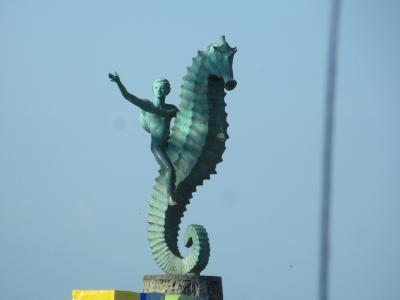 大西洋~太平洋へ 中米5か国を巡るパナマ運河クルーズ (12) プエルトバジャルタ・ハイライト観光