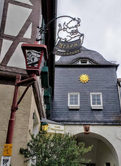 ドイツ&ベルギー★5日目★ヘッペンハイム★ガイドブックに載っていない街を巡る一人女子旅♪