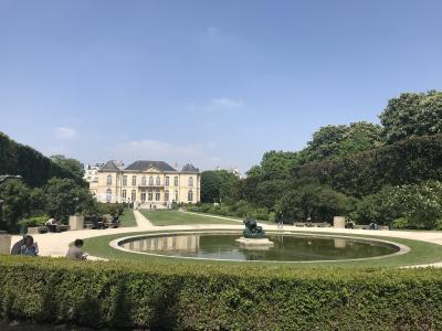 美術館を巡る旅   パリ オルセー美術館とロダン美術館 day5