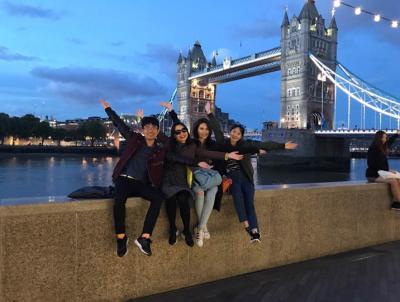 ヨーロッパ旅行でいちばん見て食べて楽しいロンドンの有名な観光地! 必見です!