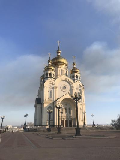 ハバロフスク 気分転換にふらっと行ける街