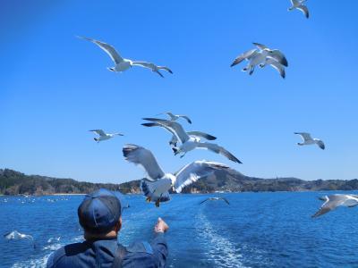 海の上の語り部 気仙沼ベイクルーズ(平成最後の東北旅⑤)