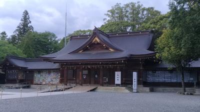 GW、名古屋から日帰り!浜松グルメ&砥鹿神社