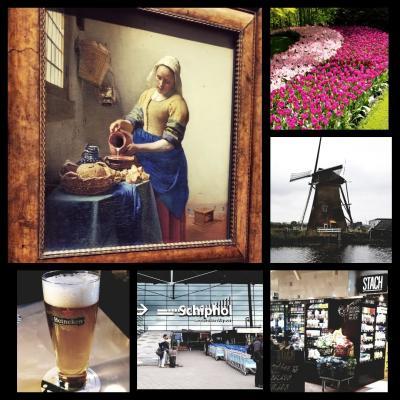 今度の週末は春のオランダ・ベルギー 6日間(オランダ編)