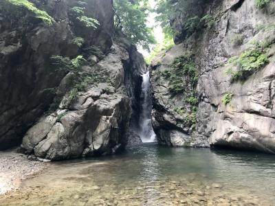 2018年5月 名瀑一之釜&さくらんぼ狩り