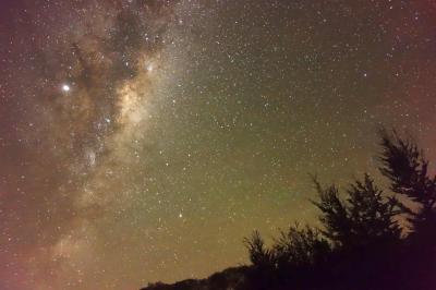 秋のクイーンズタウンとワナカ1日目:クイーンズタウンの簡単町歩きと星空ツアー