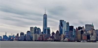 世界一周~ビジネスクラスで11ケ国(27)~(北米編その3)ニューヨーク観光