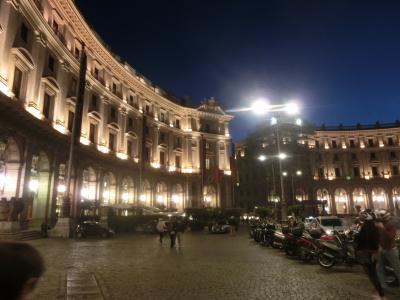 2019GW イタリア01:成田→仁川→ローマ 3度目のイタリア、20年ぶりのローマ
