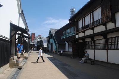 長崎へ! 夫婦共に初めての長崎を訪れました。 その9 出島へ PART1 復元が進んでいてビックリ!