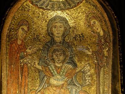 2019GWイタリア中部その1~ローマ到着と中世のモザイク見て歩き
