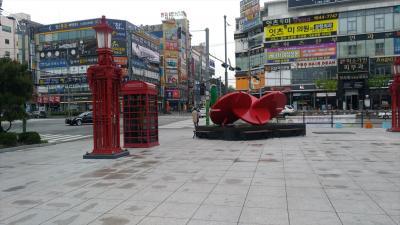 「Haruka in China(煙台、西寧、青海省 果洛藏族自治州) + Korea」vol.1 野宿になるかと思った1日目