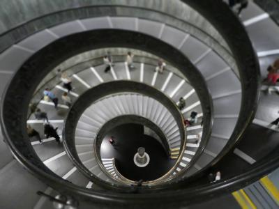 2019年GW ローマ・ブラタモリを追いかける旅(その4:アート・シティ)